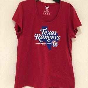 Texas Rangers Shirt